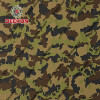Wholesaler NC 50/50 Ripstop Camoflage Fabric with Water Repellant for Military Dress