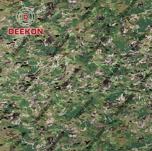 Serbia  Supplier NC 50/50  Uniform Fabric with Water Resistant for Military