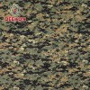 Peru NC 50/50 Ripstop Woodland Camouflage Fabric with WR Supplier for Military Uniform