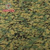 Manufacturer Woodland  Army TC 80/20 Ripstop Camo Fabric with Anti-Mosquito Waterproof  for Cloth & Dress