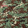 Digital TC65/35 Ripstop &Twill Camo Fabric Manufacturer with Anti-Infrared IRR APM LOGO for Military Uniform