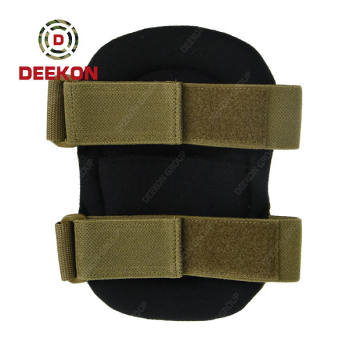 Military Armor Army Khaki Paintball Tactical Knee and Elbow Pad Factory