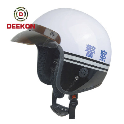 Chinese Factory for ABS Material Anti Riot Helmet for Police Men