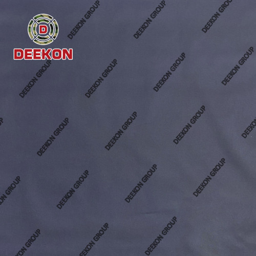 Military Backpack Fabric Manufacturer Waterproof 100% Synthetic 600D Polyester with Anti Infared Function