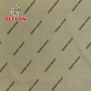 1000D Nylon PU Coated Desert Anti-Bacteria IRR Syenthic Textile Supplier for Military Tactival Vest