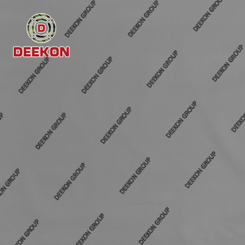 Grey 900D Polyester Teflon Cordura Fabric with Water Resistant Anti-Bacteria for Backpack
