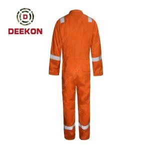Deekon Military Coveralls Reflective Tape Flight Suit Supply functional Fire Retardant Uniform