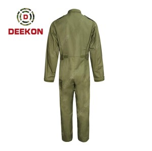 Deekon Military Clothing Supply Army Green Coveralls Flight functional Flame Retardant Uniform