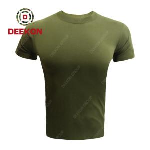 Military shirt factory Custom Men'S Quick Drying Shirt Tactical Combat T Shirt for Peru