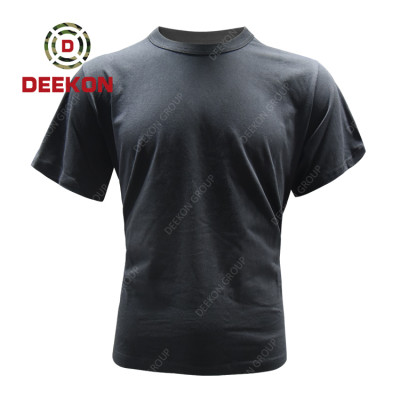 Deekon military shirt manufacture supply for Libya Customized Cotton Overall Shirts