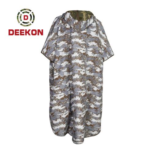 Deekon Poncho supply 100% Nylon Turkey Poncho Rainwear for Turkey