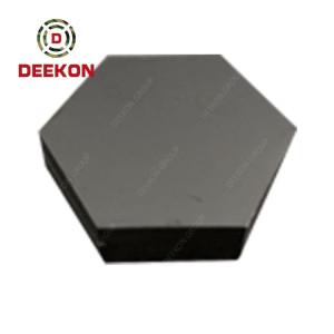 Bulletproof Material Silicon Carbon Boron Carbon Alumina Ceramic Tiles Supplier
