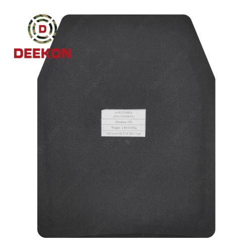 Deekon Manufacture NIJ III ICW Aluminum Ballistic Bulletproof Ceramic Plate