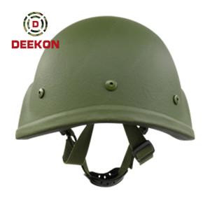 Army Green Helmet Factory PASGT Ballistic Helmet Resist 9mm and .44 Mag