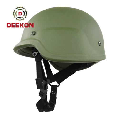NIJ 0106.01 Aramid Fiber Pasgt Bulletproof Military Combat Helmet Factory