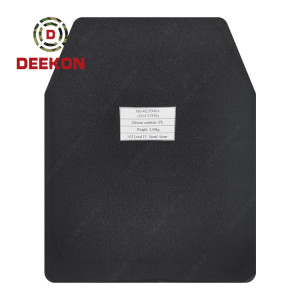NIJ IV Mulit Curve Level 4 Bulletproof Plate Supplier Ceramic Plate