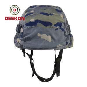 Factory Supply Tactical PASGT Military Bulletproof Helmet With Multicam Pattern Cover For Navy