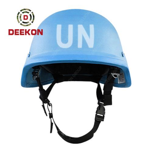 Miliary Blue Bulletproof Pasgt Helmet For UN Combat Ballistic Helmet with High Quality