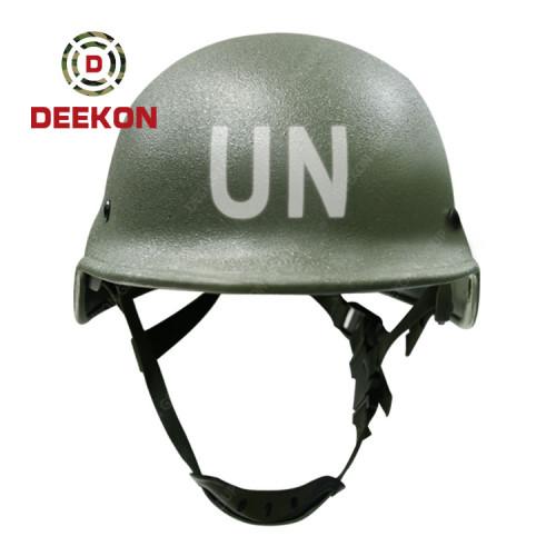 Deekon Supply Miliary Green Bulletproof Pasgt Helmet For UN Combat Ballistic Helmet