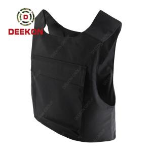 Supplier Bulletproof Vest Custom Hot Sale for Saudi Arabia with Best Material