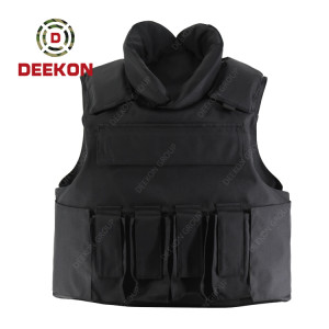 Supplier Bulletproof Vest Custom Tactical Hot Sale for Turkey with Best Material