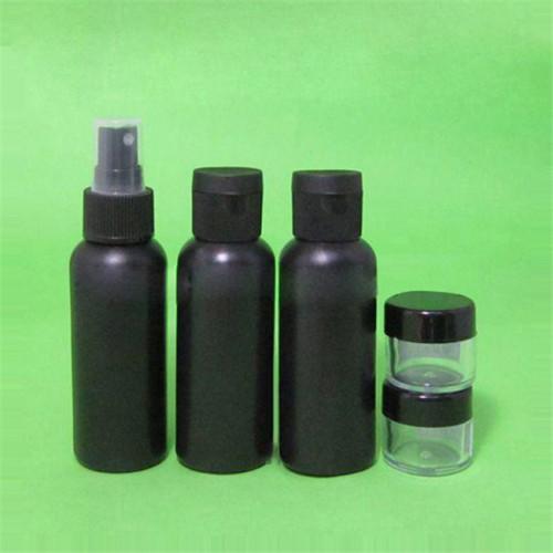 Sanle 30ml PE cylinder dropper bottle with twist cap