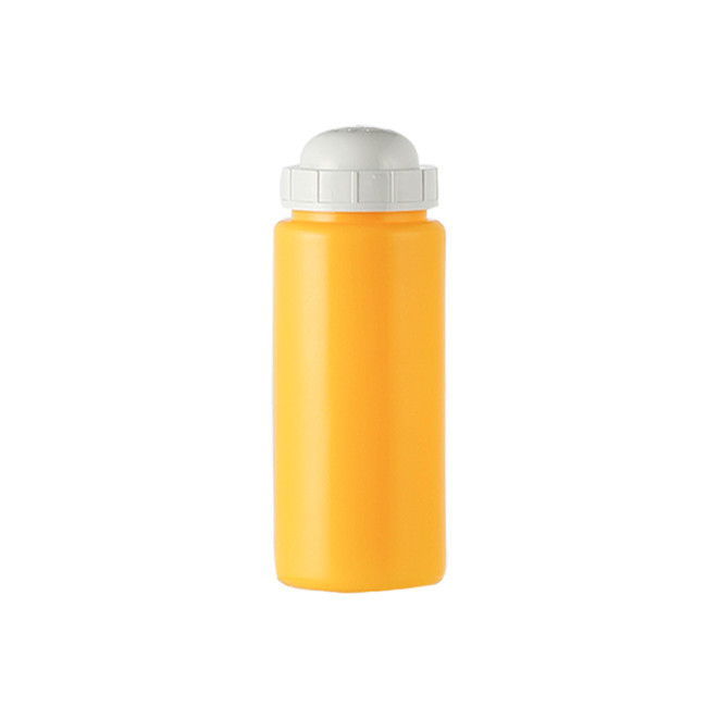 500ml LDPE wide mouth cylinder plastic squeeze bottle