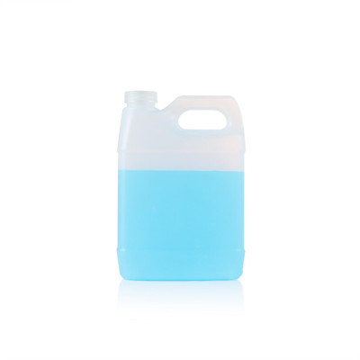 500ml white F-style hdpe plastic bottle/jugs