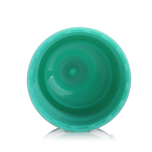 Smooth snap top cap/ribbed snap top 24/410 neck finish