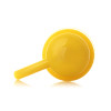 Yellow pp lotion pump with 24/410 neck finish
