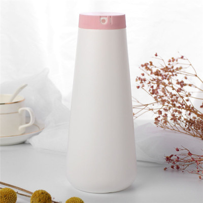 750g HDPE salt shaker table salt bottle