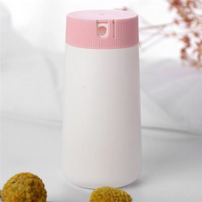 125g HDPE salt shaker table salt bottle