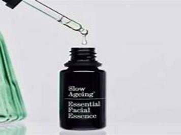 Application of Dropper Bottle in Cosmetic Packaging