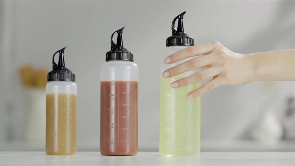six practical uses of plastic squeeze bottles