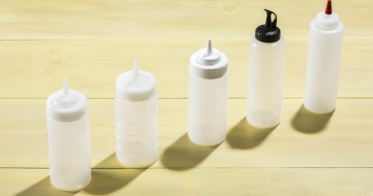 the advantages of biodegradable plastic squeeze bottles