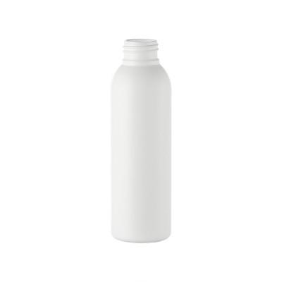 Sanle 125ml PP cosmo round plastic empty plastic squeeze bottle