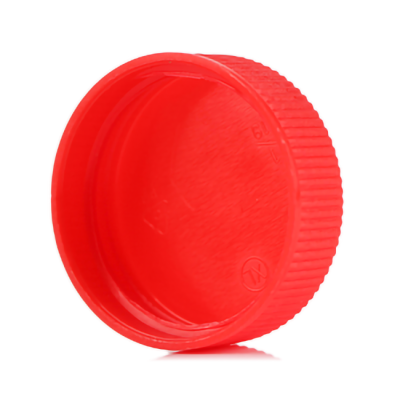 The colored PP plastic replacement bottle caps with 28-410 neck finish