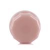 Pink PP special shaped plastic cap with 22-415 neck finish
