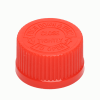 Colored HDPE Child resistant caps with 4cm