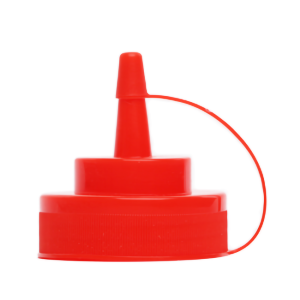 Ketchup sauce bottle caps and lids with 3.8cm