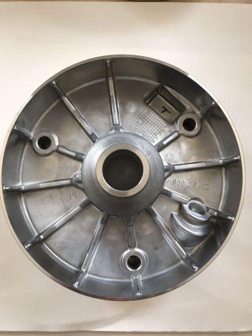 OEM aluminum die casting parts, OEM die cast aluminum part, precision casting part, for pump assembling
