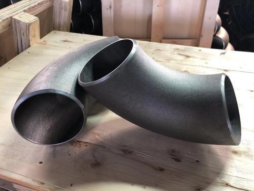 Elbow Part Manufacture, ASME B16.9 SCH40, 6