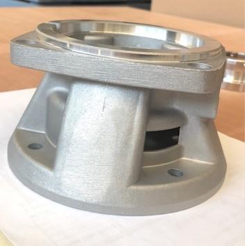 Machining Valve Parts, CNC Machining, Stainless Steel Valve Body,  Professional OEM Manufacturer