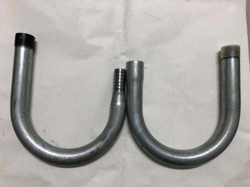 U Pipe Part, Gooseneck Part, Galvanized Steel Gooseneck Part, Custom Made For Irrigation In USA