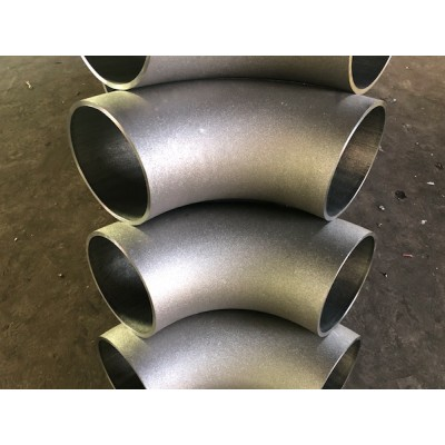 ASME B16.9 SCH40 seamless carbon steel ASTM A234 WPB 8