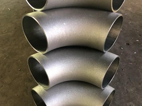 ASME B16.9 SCH40 seamless carbon steel ASTM A234 WPB 8