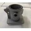 die casting pump parts,  CNC machined OEM aluminum die casting parts, for pump assembling