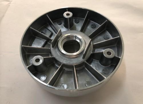 OEM aluminum die casting parts, die cast aluminum part, precision casting part, for pump assembling