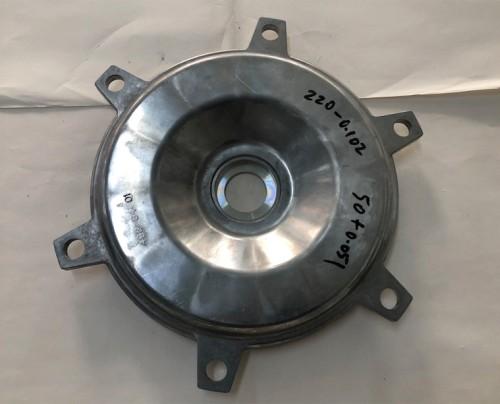 aluminum die casting part, die cast aluminum alloy parts, a380 aluminum part, for boiler assembling