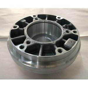OEM aluminum die casting parts, die cast aluminum part, cast aluminum part, for pump assembling